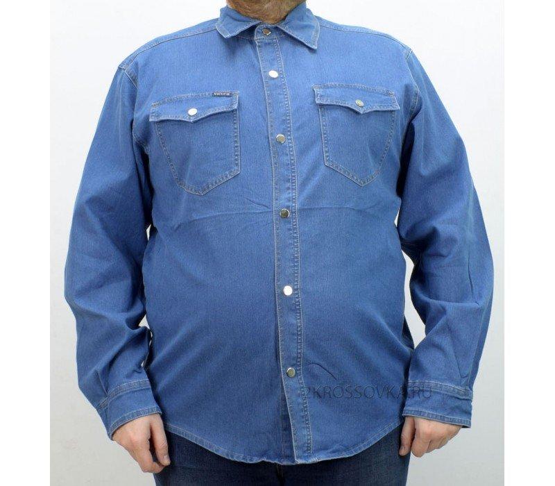 Купить Джинсовая рубашка Vicucs 202-20 в магазине 2Krossovka