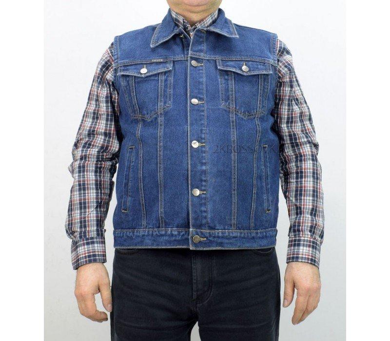 Купить Жилет джинсовый VICUCS 7x6-8 в магазине 2Krossovka