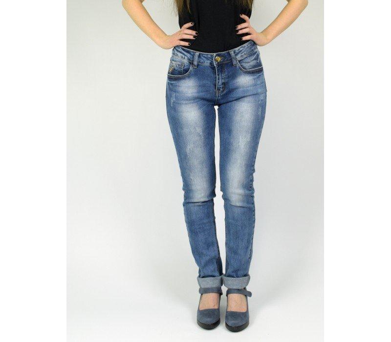 Купить Женские джинсы Settanta арт. 811A в магазине 2Krossovka