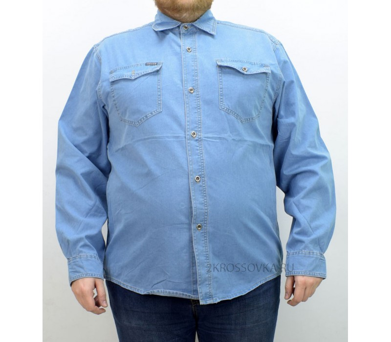 Купить Джинсовая рубашка Vicucs 321-20 в магазине 2Krossovka