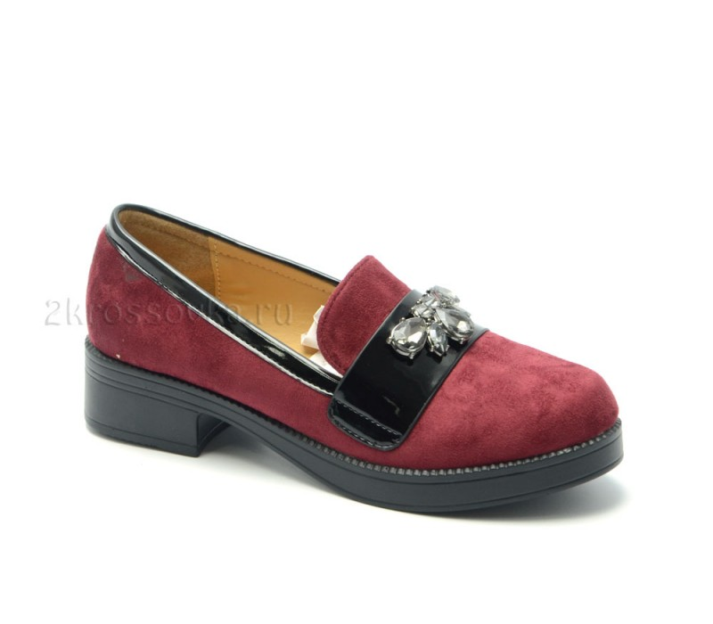 Купить Туфли Banoo арт. H229-9 в магазине 2Krossovka