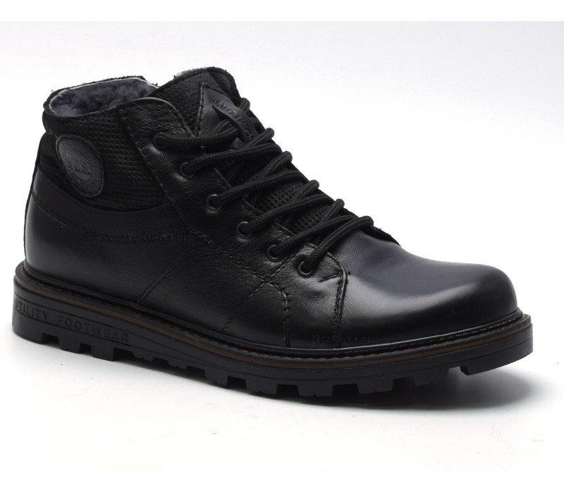 Купить Зимние ботинки Perse арт.111-001-1 в магазине 2Krossovka