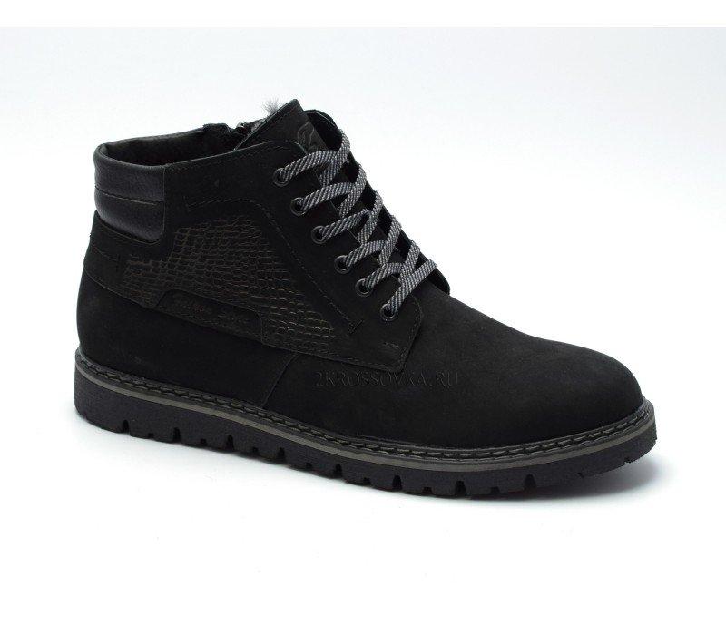 Купить Зимние ботинки больших размеров Falcon арт. 181-4 в магазине 2Krossovka