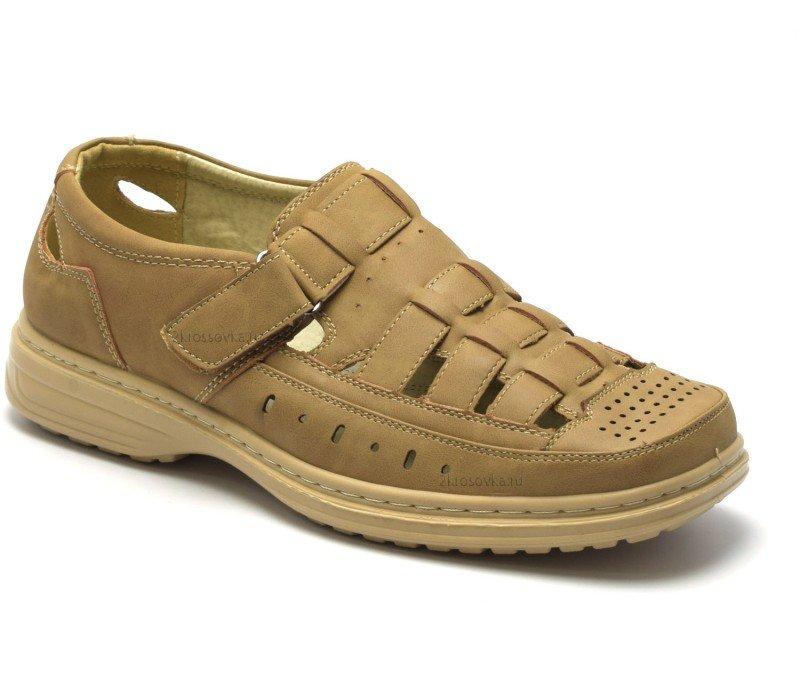 Купить Сандалии TRIOshoes 608-17 в магазине 2Krossovka