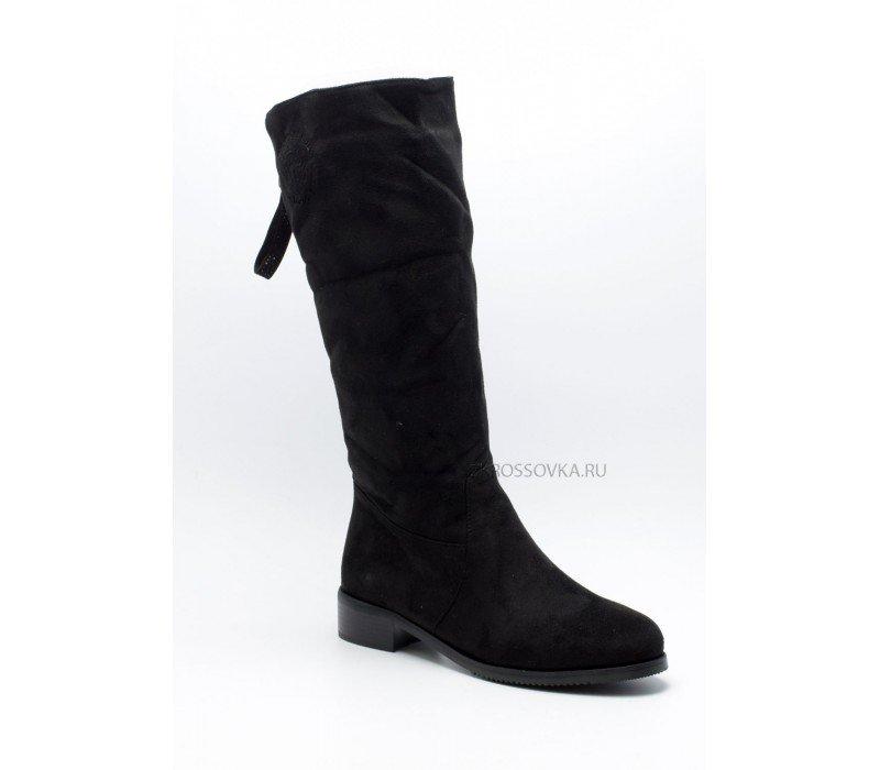 Купить Женские зимние сапоги больших размеров Софченка 9662-8 в магазине 2Krossovka