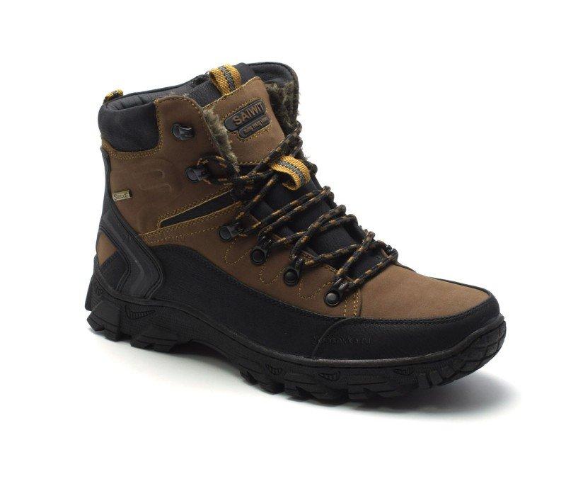 Купить Зимние ботинки Saiwit B2123-3AX в магазине 2Krossovka