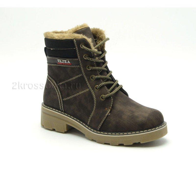 Купить Зимние ботинки Vajra арт. D1505-7 (2) в магазине 2Krossovka