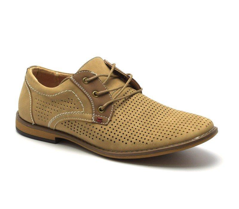 Купить Туфли летние Kunchi L1373-12 в магазине 2Krossovka