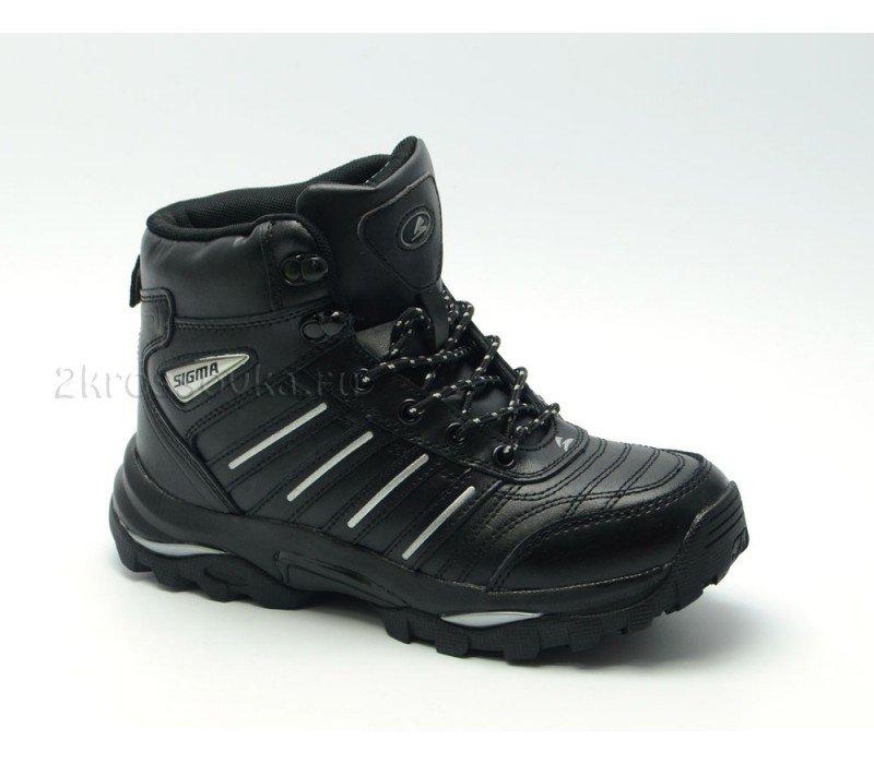 Купить Зимние кроссовки Sigma арт. 14001C-2-9 в магазине 2Krossovka