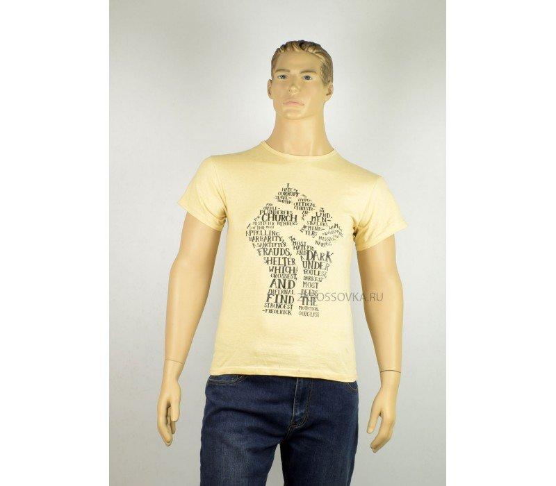 Купить Мужская футболка TALAL-TEX TA-8 в магазине 2Krossovka