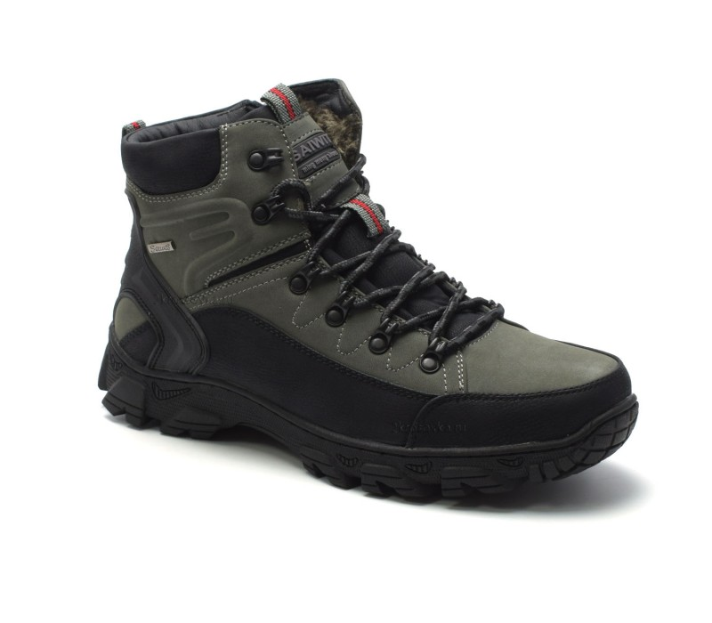 Купить Зимние ботинки Saiwit B2123-3AE в магазине 2Krossovka