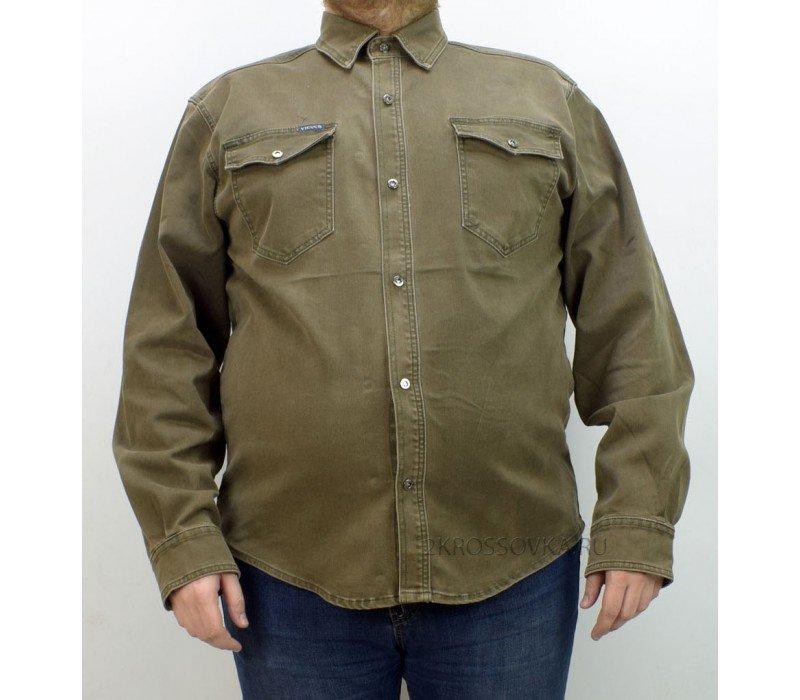 Купить Джинсовая рубашка Vicucs 202-64 в магазине 2Krossovka