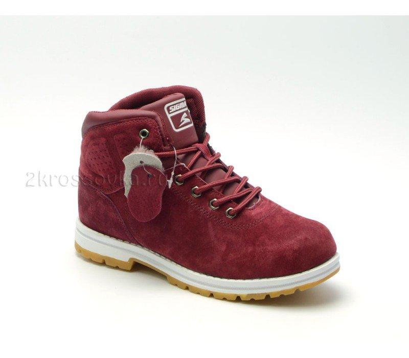 Купить Зимние ботинки Sigma арт. S20418S2-6 в магазине 2Krossovka