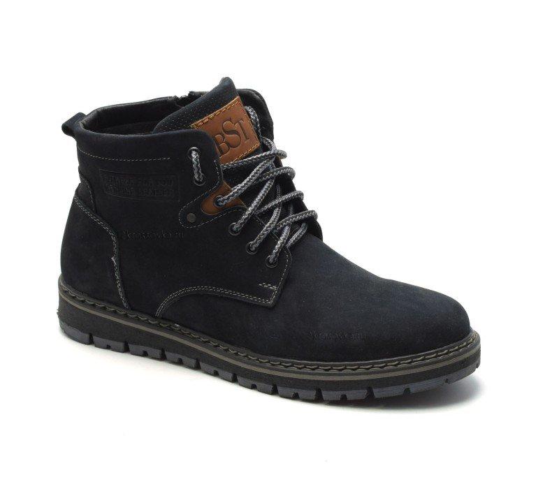Купить Зимние ботинки Bastion K13-5748 в магазине 2Krossovka