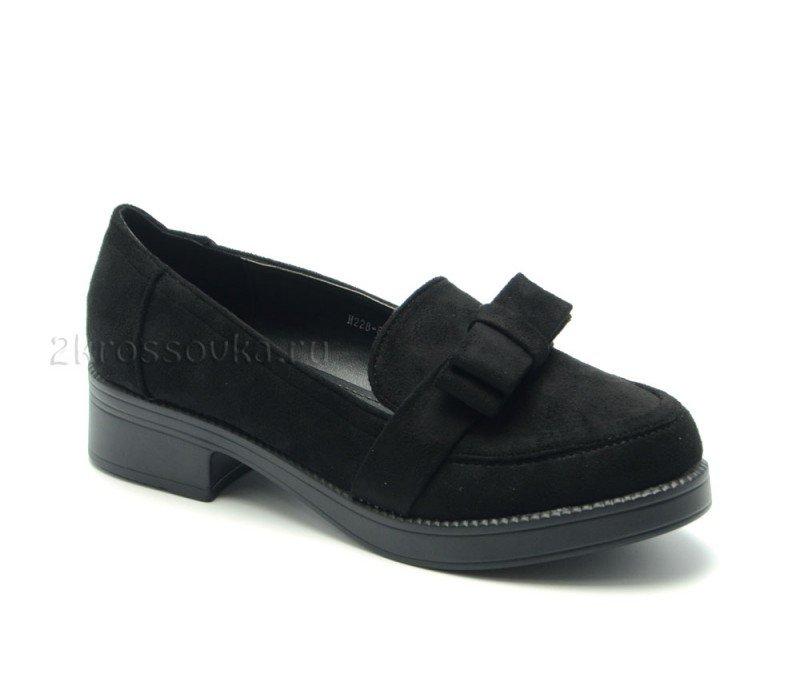 Купить Туфли Banoo арт. H228-8 в магазине 2Krossovka