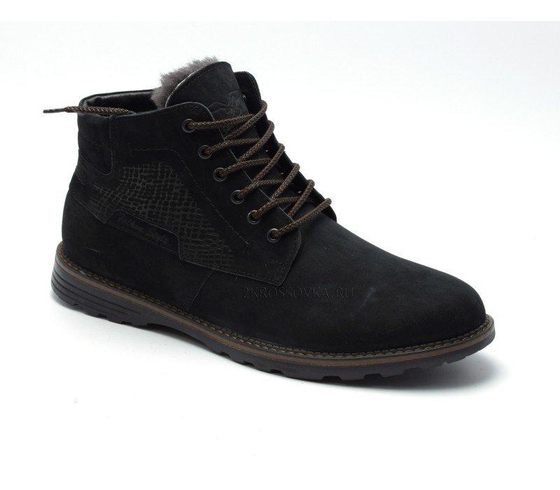 Купить Зимние ботинки больших размеров Falcon арт. 181-4-4 в магазине 2Krossovka