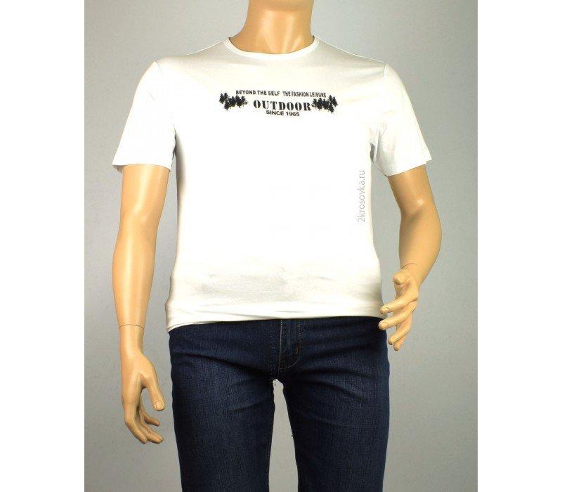 Купить Мужская футболка Dabanjidi 19033 в магазине 2Krossovka