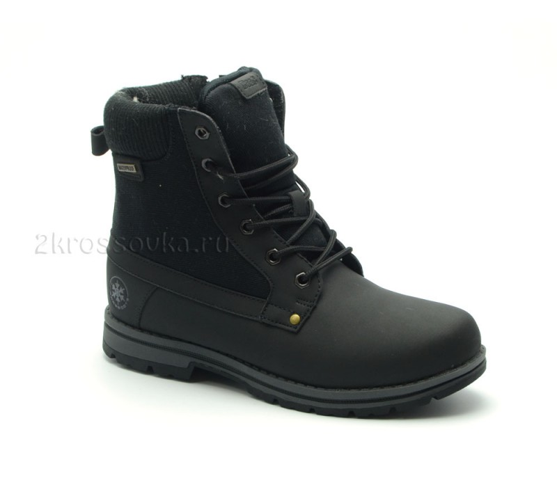 Купить Зимние ботинки BaaS с мехом арт. 5007-1 в магазине 2Krossovka