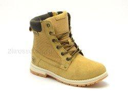Зимние ботинки BaaS с мехом арт.5007-17