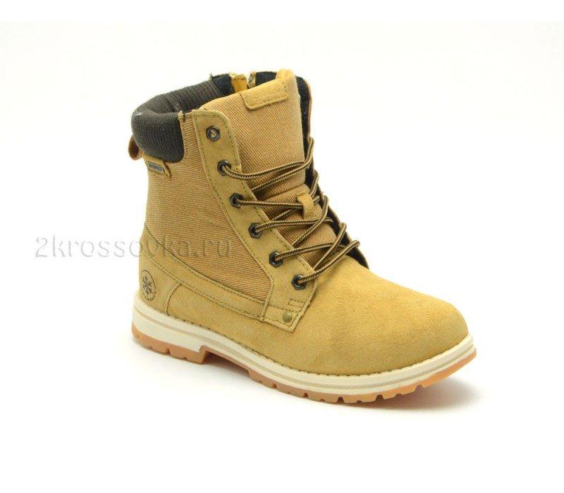 Купить Зимние ботинки BaaS с мехом арт.5007-17 в магазине 2Krossovka