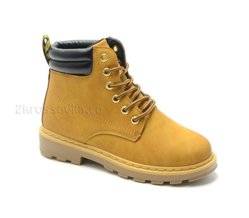Купить Ботинки Fai Jun арт. 210-6 в магазине 2Krossovka