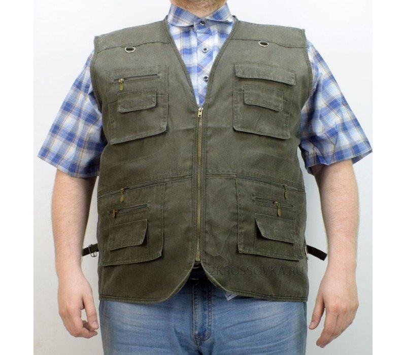Купить Жилет джинсовый Weilong 2913258 в магазине 2Krossovka