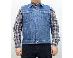 Жилет джинсовый VICUCS 7X6-10