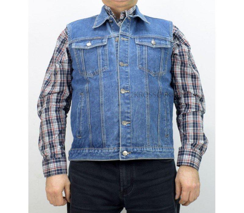 Купить Жилет джинсовый VICUCS 7X6-10 в магазине 2Krossovka