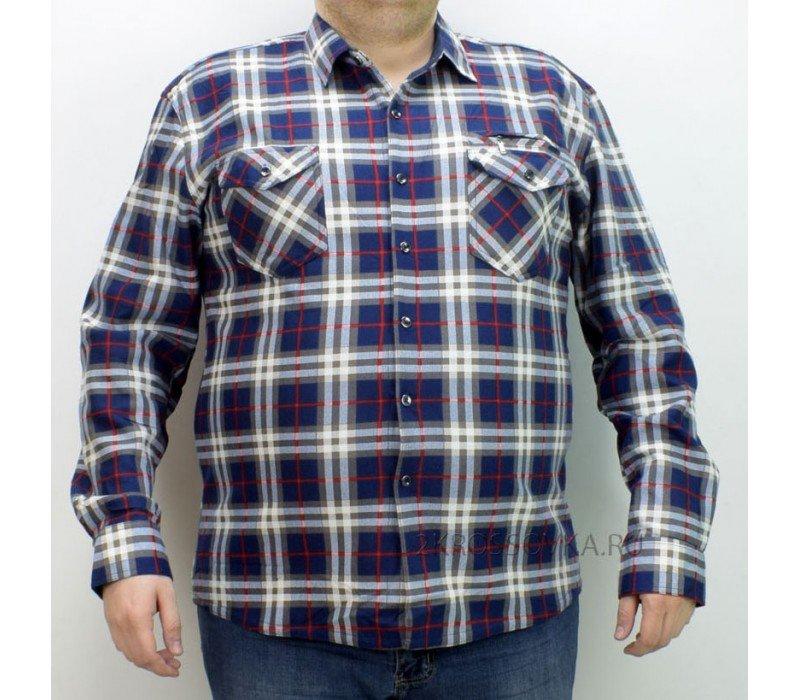 Купить Рубашка утепленная SAINGE XF802-1 в магазине 2Krossovka