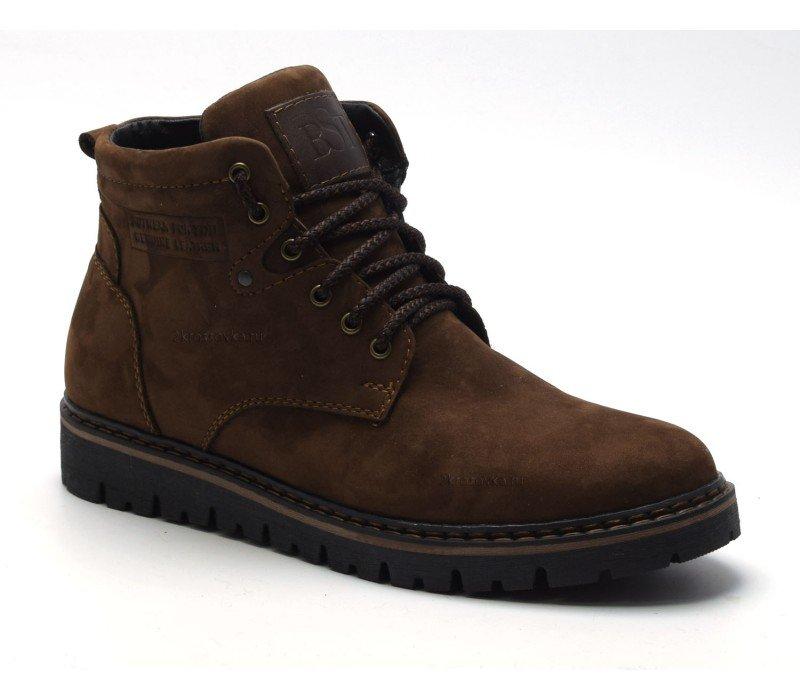 Купить Зимние ботинки Bastion K16-5748 в магазине 2Krossovka