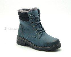 Зимние ботинки Vajra арт. D1501-3