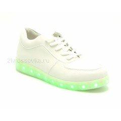 Светящиеся кроссовки Simulation арт. B5006