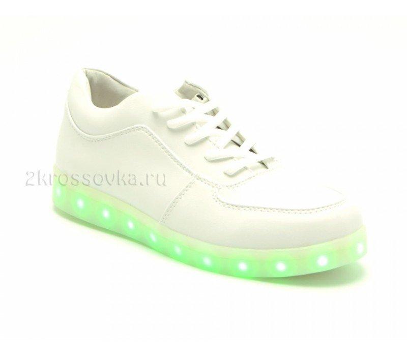 Купить Светящиеся кроссовки Simulation арт. B5006 в магазине 2Krossovka