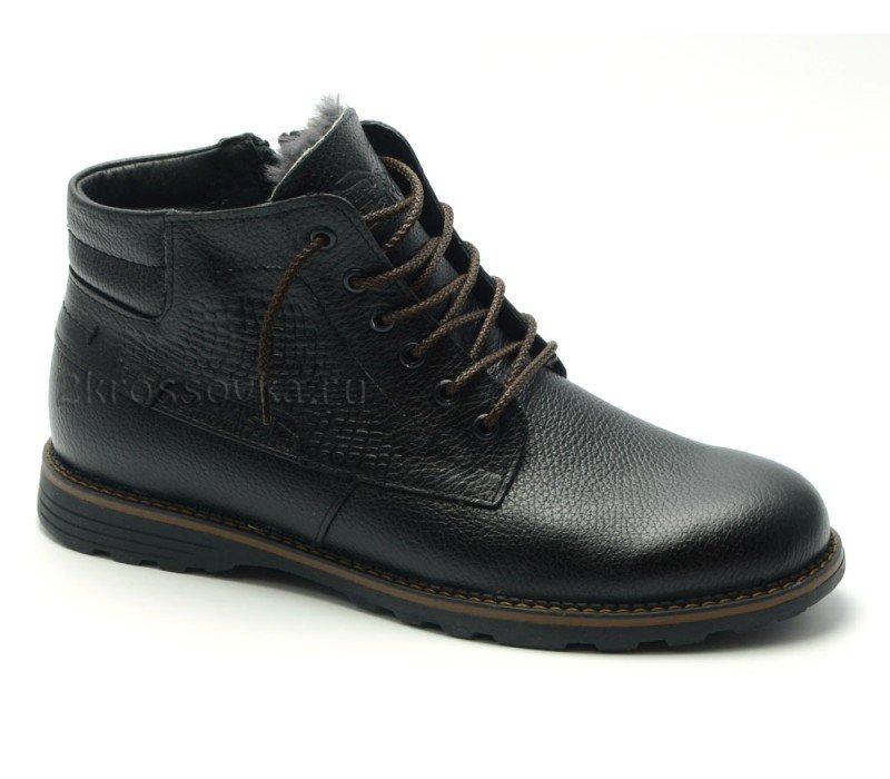 Купить Зимние ботинки больших размеров Falkon арт. 181-5 в магазине 2Krossovka