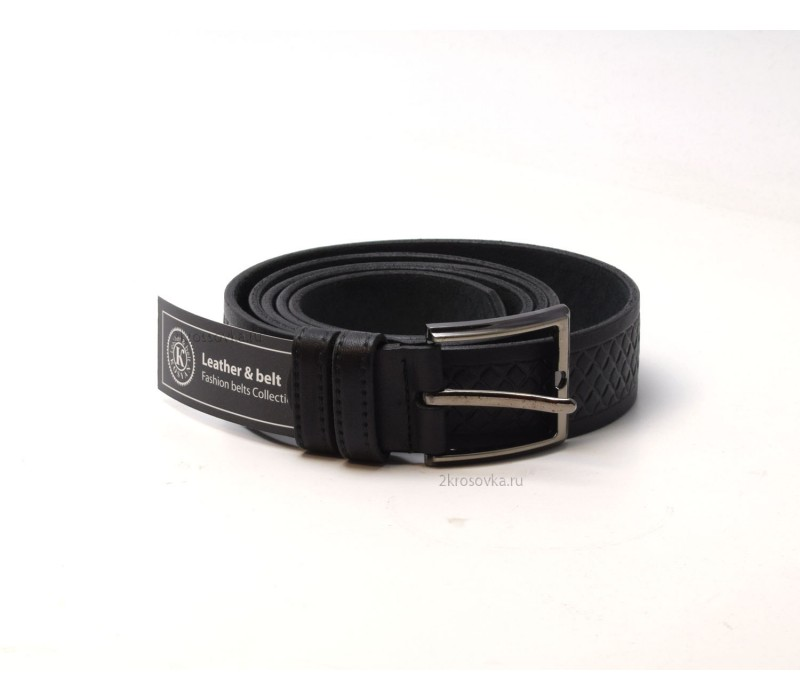 Купить Ремень Leather & Belt 146x3 в магазине 2Krossovka