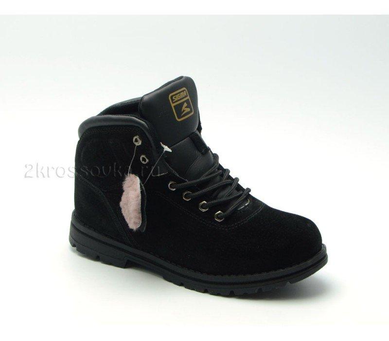 Купить Зимние ботинки Sigma арт. S20418O2-6 в магазине 2Krossovka