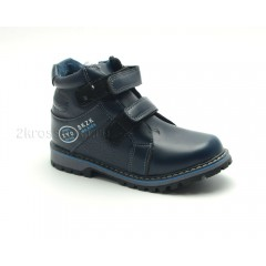 Детские зимние ботинки Леопард арт. 121-6-2