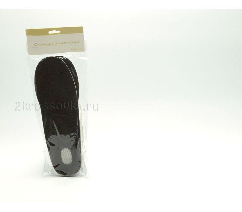 Купить Спортивные стельки с силиконовой пяткой в магазине 2Krossovka