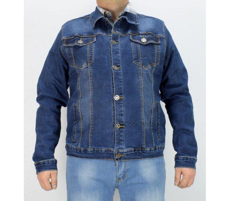 Купить Куртка джинсовая Hopeai t696 в магазине 2Krossovka