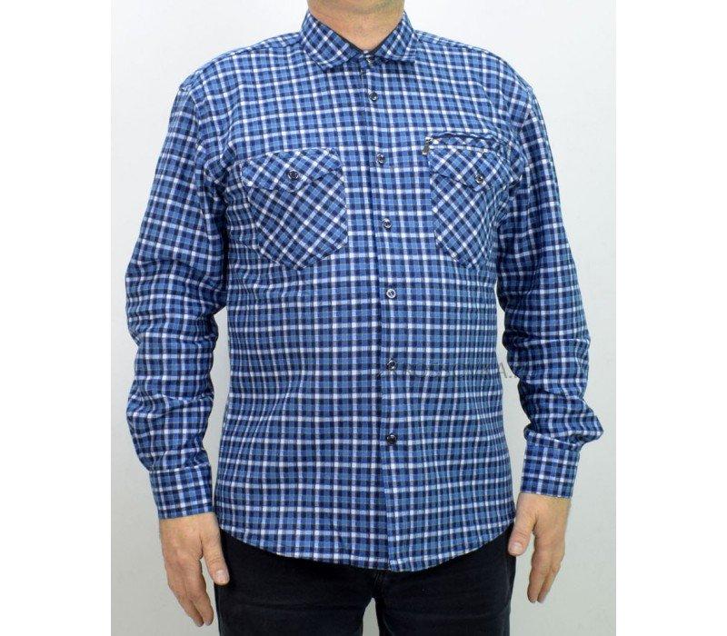 Купить Рубашка утепленная SAINGE XF911-2 в магазине 2Krossovka