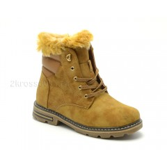 Зимние ботинки TRIOshoes с мехом арт. H826-3