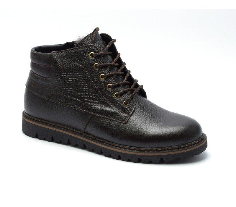 Купить Зимние ботинки больших размеров Falcon арт. 181-2 в магазине 2Krossovka