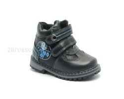 Детские зимние ботинки Леопард арт. 103-6-1