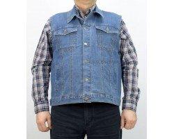 Жилет джинсовый VICUCS 207-10-2