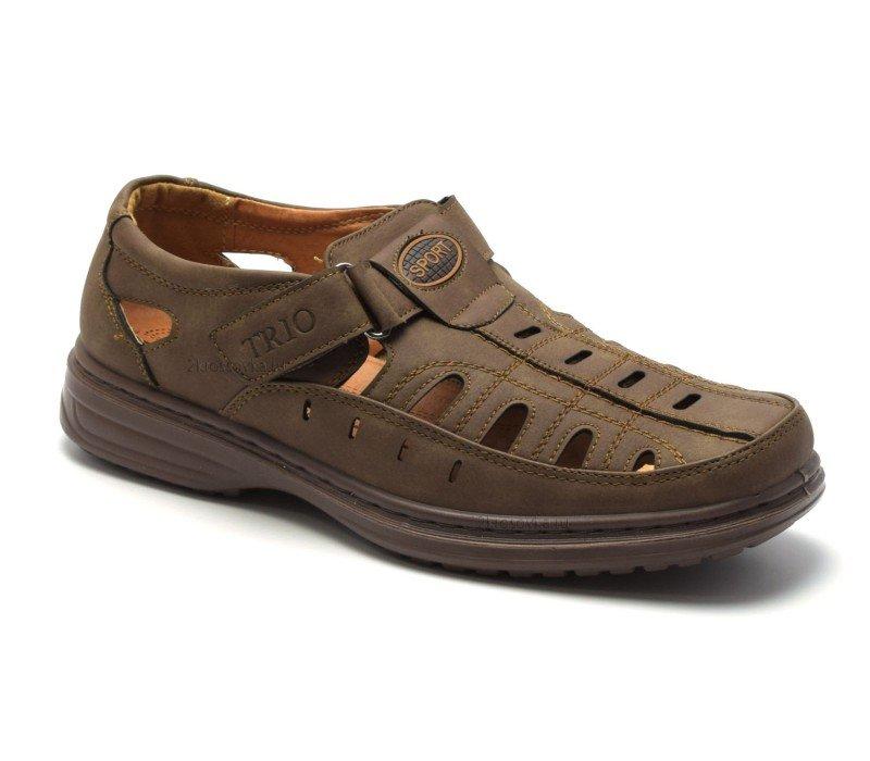 Купить Сандалии TRIOshoes A607-3 в магазине 2Krossovka