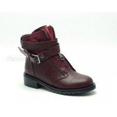 Зимние ботинки Софченка арт. D34M-B395-2