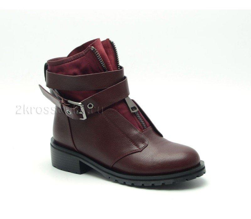 Купить Зимние ботинки Софченка арт. D34M-B395-2 в магазине 2Krossovka