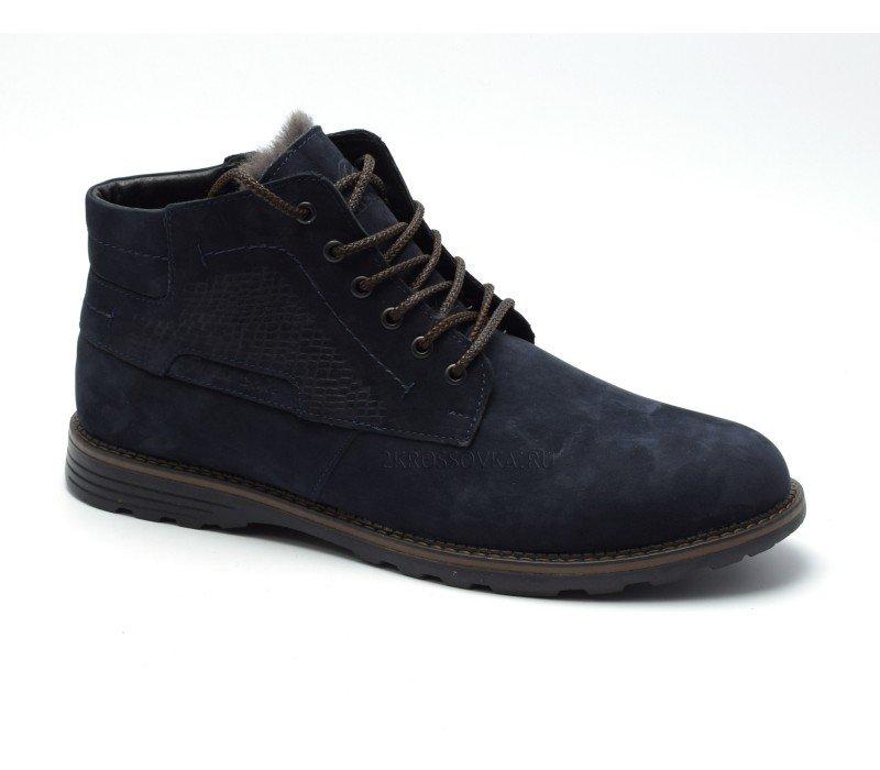 Купить Зимние ботинки больших размеров Falcon арт. 181-3-3 в магазине 2Krossovka