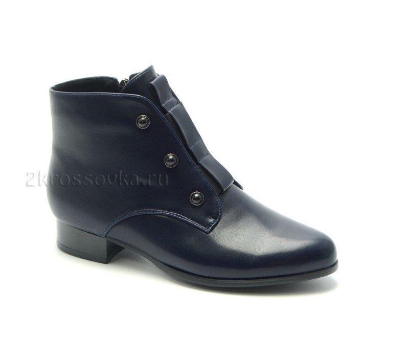 Купить Женские ботинки больших размеров Marussya арт. BT1385 в магазине 2Krossovka