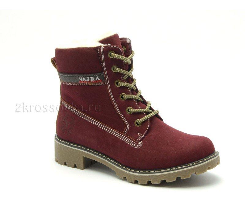 Купить Зимние ботинки Vajra арт. D0632-5 в магазине 2Krossovka